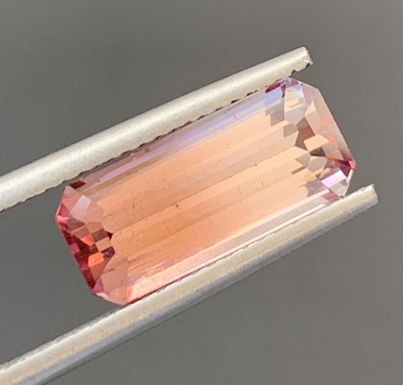 3.60 Carats Natural Pink Color Tourmaline Gemstone