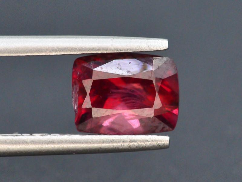 Rare Top Color 1.65 ct Malawi Raspberry  Umbalite Garnet ~ t