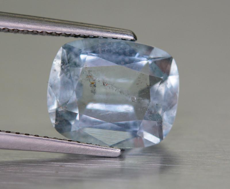 3.70 CT Aquamarine Gemstone From Africa