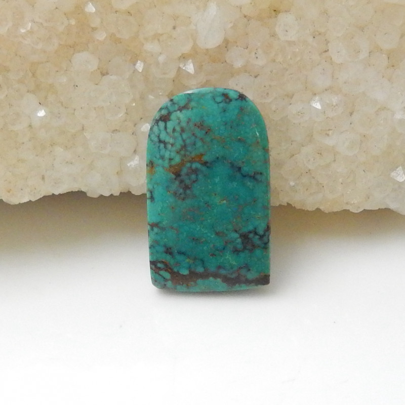 11.5cts Lucky Turquoise ,Handmade Gemstone ,Turquoise Cabochons ,Lucky Ston