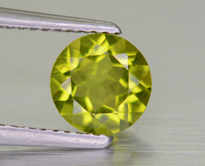 1.30 CT Peridot Gemstone From Burma