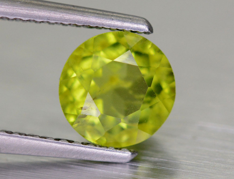 1.70 CT Peridot Gemstone From Burma