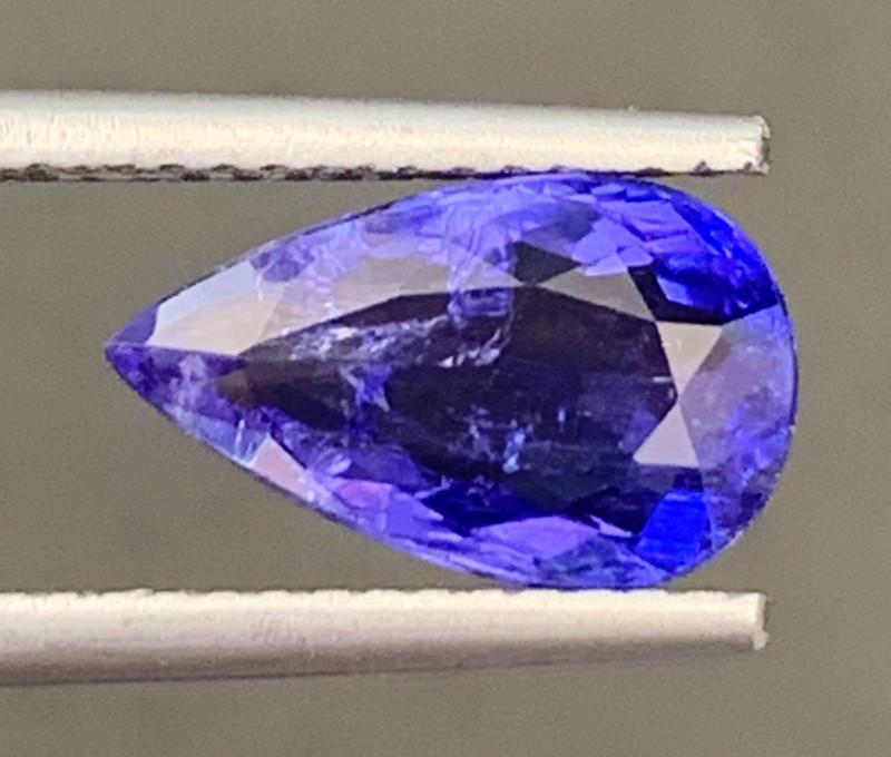 AAA Color 2.65 Carats Tanzanite Gemstone