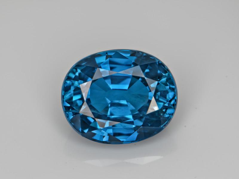 Blue Sapphire, 2.04ct - Mined in Nigeria | Certified by IGI