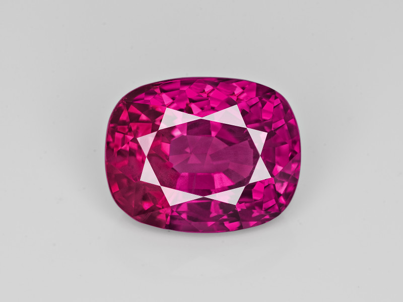 Pink Sapphire, 3.14ct - Mined in Burma | Certified by GIA