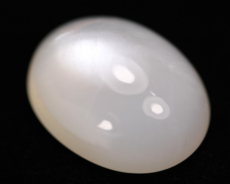 25.16ct Natural White MoonStone Lot S121