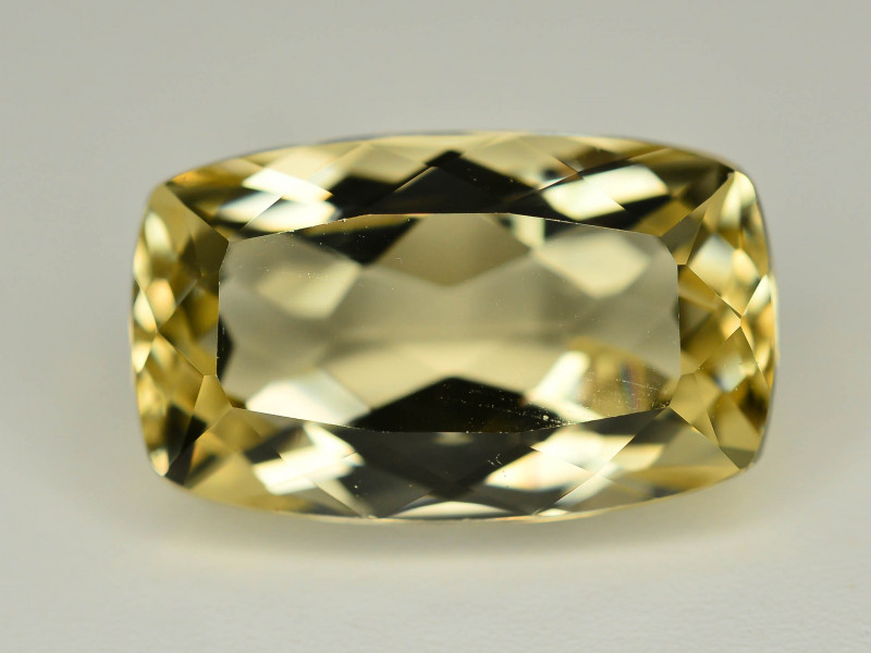 Extreme Rare 8.24 ct Bright Yellow Labradorite