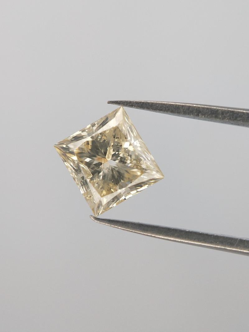 Diamond for ring , Diamond for pendant , Princess cut , 0.49 cts