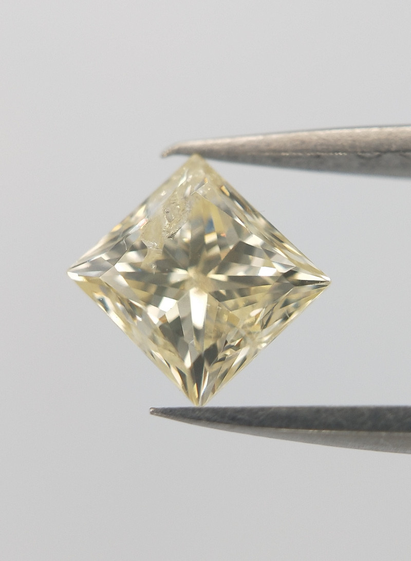Natural Earth Mined Diamond , 0.50 cts