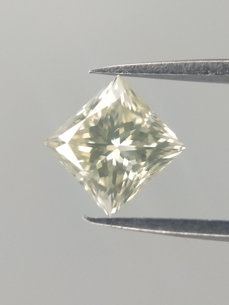 Light Color Diamond , Jewelry Making supply , high quality diamond , 0.46 c