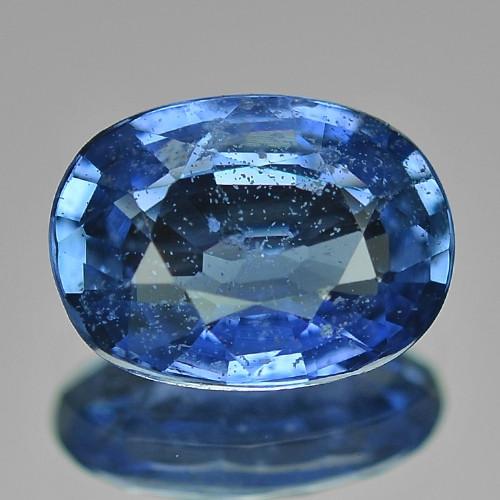 Ceylon Sapphire 1.12 Cts Natural Blue Color Gemstone