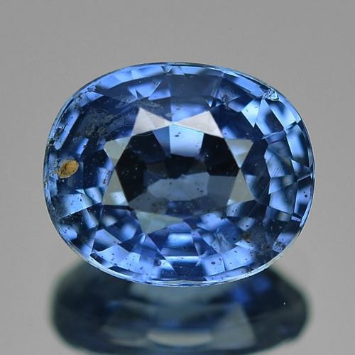 1.09 Cts Natural Blue Ceylon Sapphire Loose Gemstone