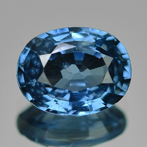1.26 Cts Natural Blue Ceylon Sapphire Loose Gemstone