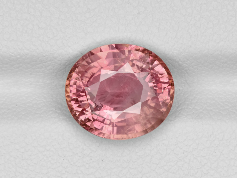 Padparadscha Sapphire, 5.03ct - Mined in Sri Lanka | Certified by AIGS