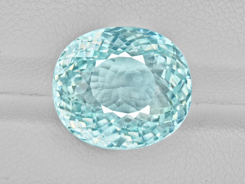 Paraiba Tourmaline, 15.79ct - Mined in Mozambique   Certified by GIA