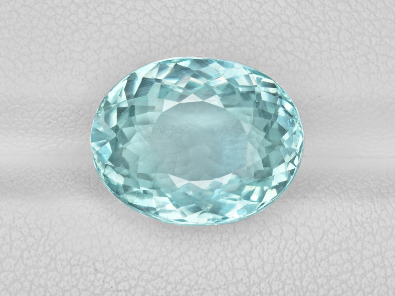 Paraiba Tourmaline, 10.56ct - Mined in Mozambique   Certified by GIA