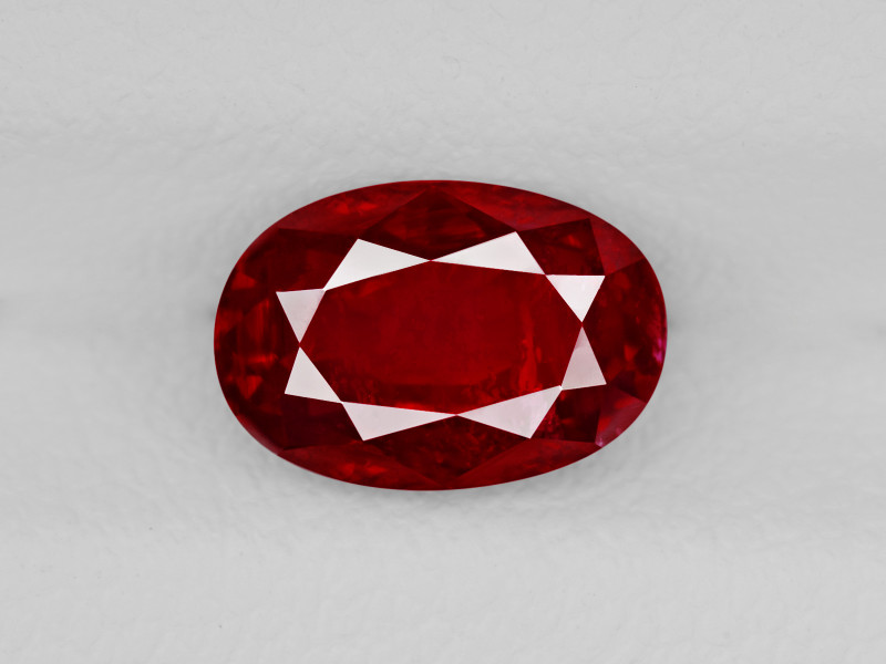 Ruby, 1.46ct - Mined in Burma | Certified by GRS