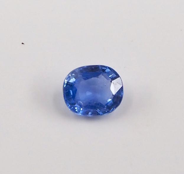 1.15ct Unheated Burmese blue sapphire