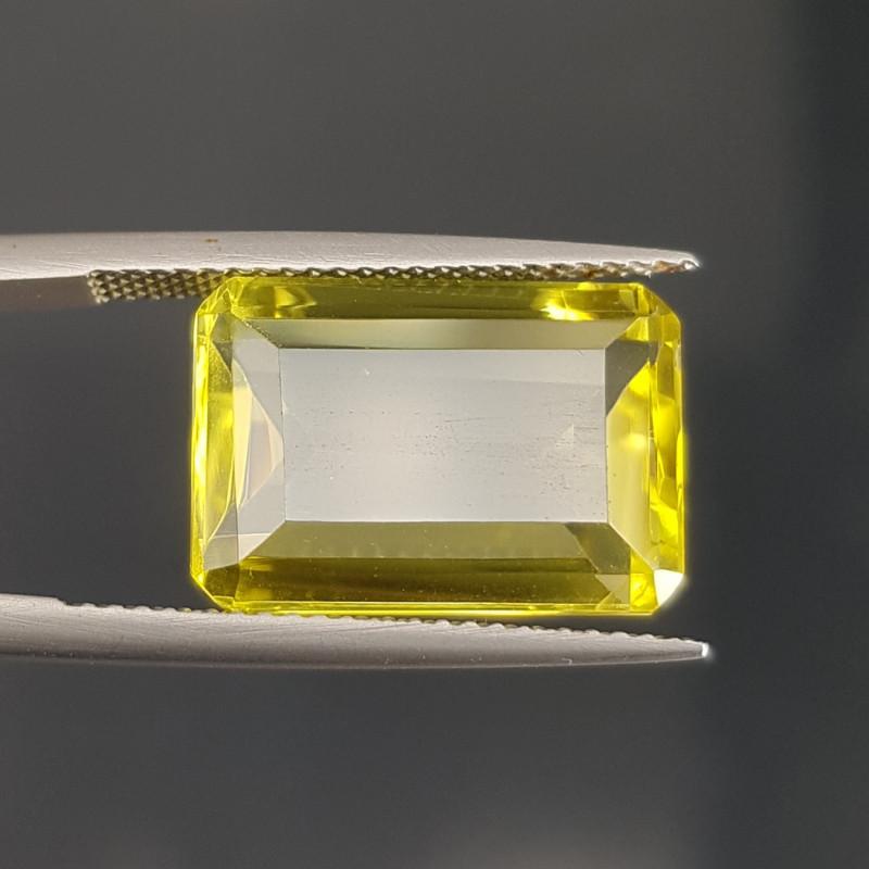 *Natural Lemon Quartz 10.70 Cts.
