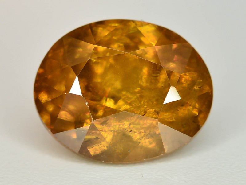 Rare AAA Fire 2.69 ct Sphene