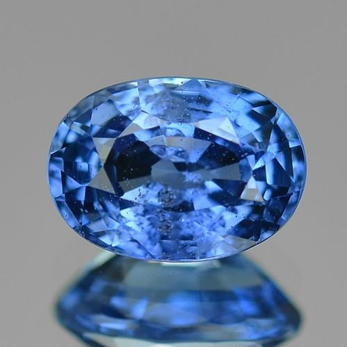 1.03 Cts Natural Blue Ceylon Sapphire Loose Gemstone