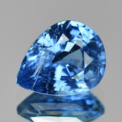 1.18 Cts Natural Blue Ceylon Sapphire Loose Gemstone