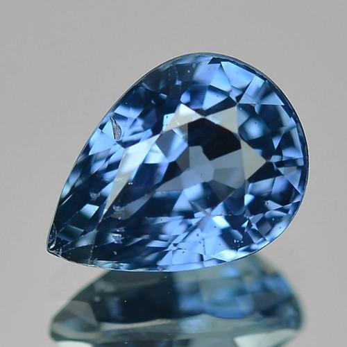1.17 Cts Natural Blue Ceylon Sapphire Loose Gemstone