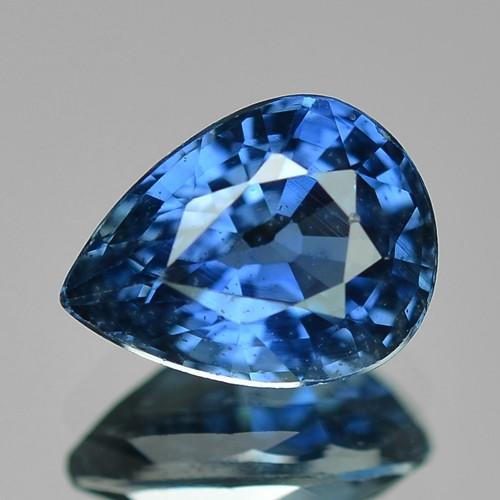 1.25 Cts Natural Blue Ceylon Sapphire Loose Gemstone
