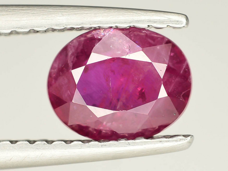 1.15  ct Natural Ruby ~ Mozambique