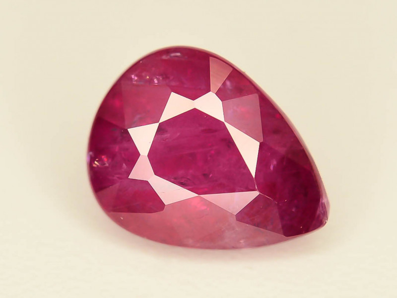 1.20 ct Natural Ruby ~ Mozambique