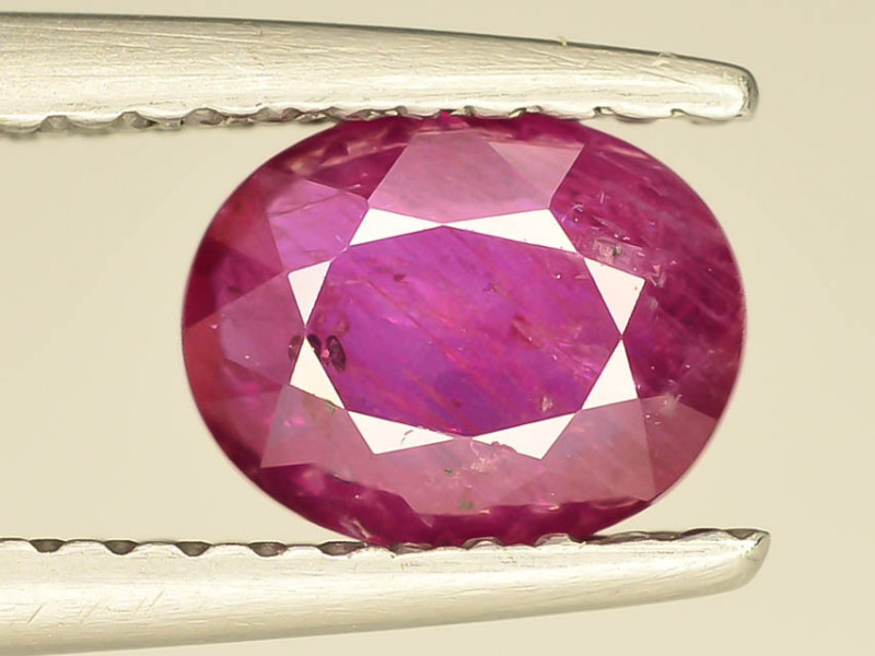 0.85 ct Natural Ruby ~ Mozambique