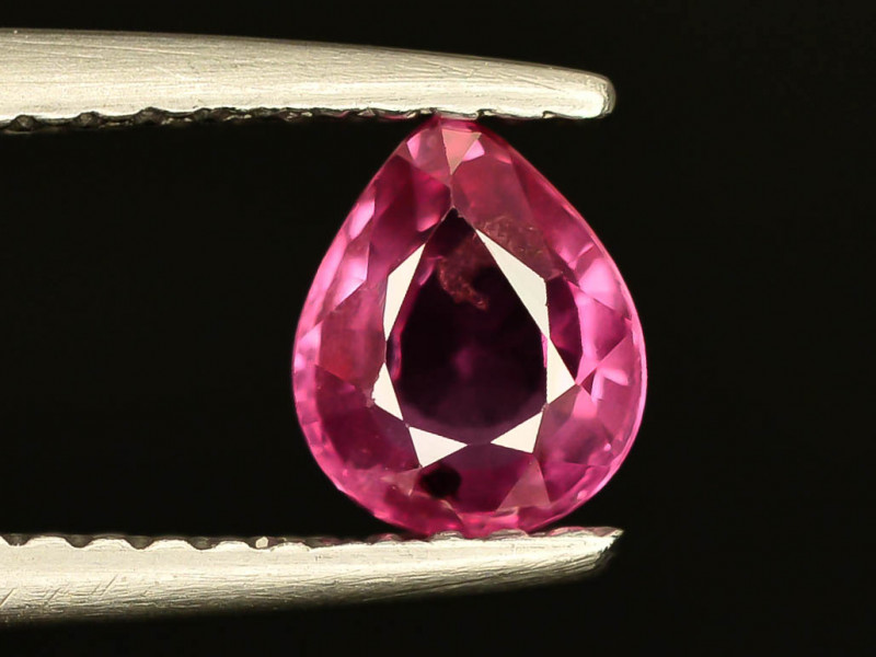 0.80 ct Natural Ruby ~ Mozambique