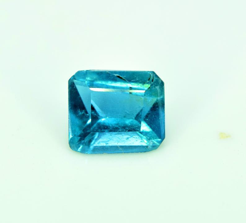 NR Auction - 0.80 cts Indicolite Tourmaline Gemstone
