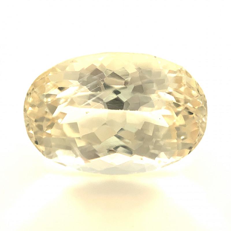 Yellow Kunzite 16.85ct