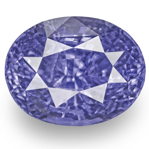 GIA Certified Sri Lanka Blue Sapphire, 8.62 Carats, Oval