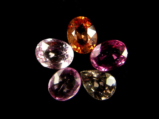 PARCEL BEAUTIFUL HAND PICKED 4X3 SAPPHIRES 1 CARAT  TW 318