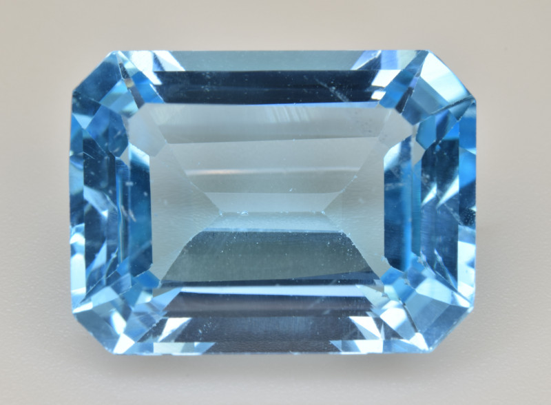 Natural Blue Topaz  13.53 Cts Top Quality Gemstone