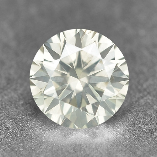 0.25 Cts Untreated Natural Fancy White Color Loose Diamond