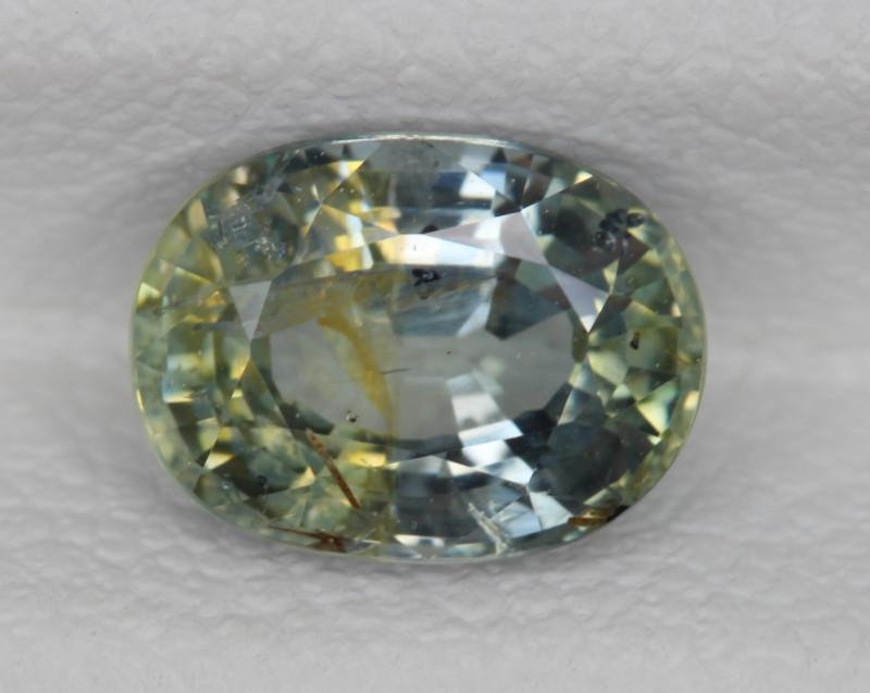 IGA Certified  1.76 Carats Sapphire Gemstone
