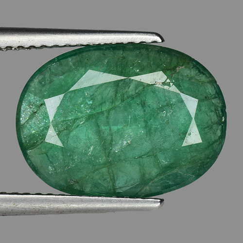 4.49 Cts Gorgeous Color Emerald ~ Zambian EZ4