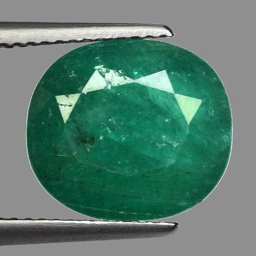 7.33 Cts Gorgeous Color Emerald ~ Zambian EZ19