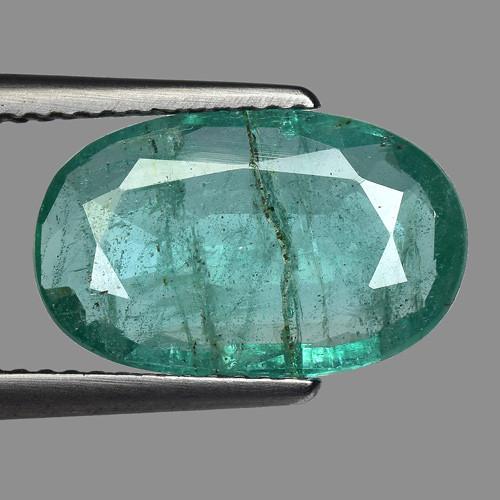 3.29 Cts Gorgeous Color Emerald ~ Zambian EZ30