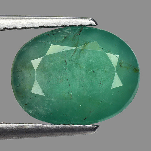 3.91 Cts Gorgeous Color Emerald ~ Zambian EZ40