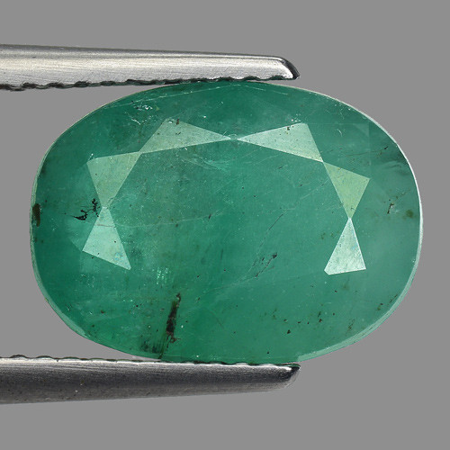 4.59 Cts Gorgeous Color Emerald ~ Zambian EZ41