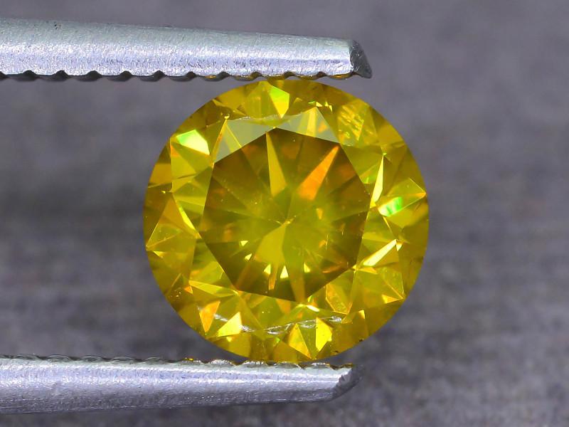 AAA Grade 1.54 ct Yellow Diamond SKU-22
