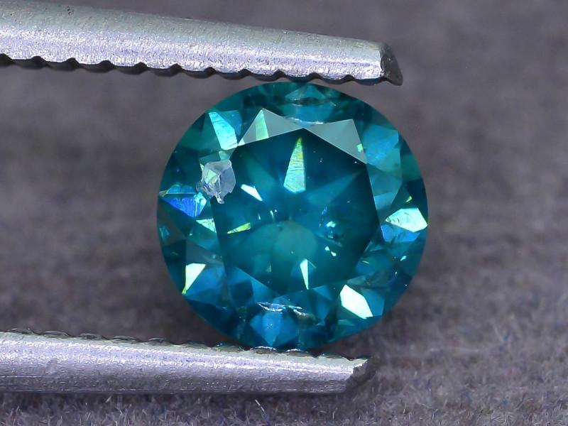 AAA Grade 1.03 ct Blue Diamond SKU-22