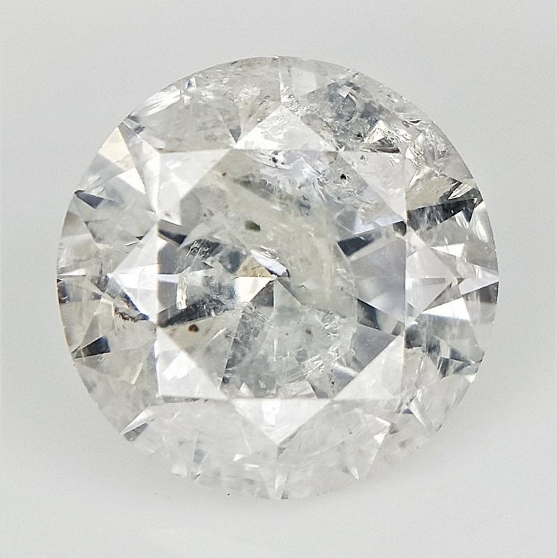 1.07 Carats Diamond , Solitaire Diamond , Rare Natural Diamond , HD Video