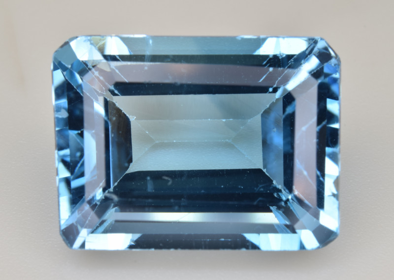 Natural Blue Topaz  13.82 Cts Top Quality Gemstone