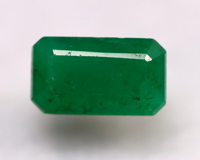 Emerald 4.34Ct Natural Colombia Green Emerald DR145/A38