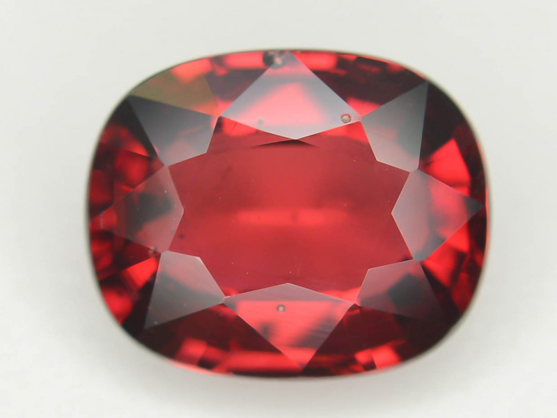 Reddish Orange 2.30 Ct Natural Mahenge Garnet ~ Tanzania